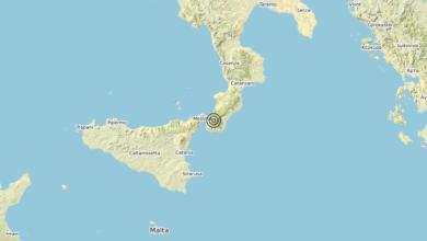 Terremoto Calabria 03-07-2020
