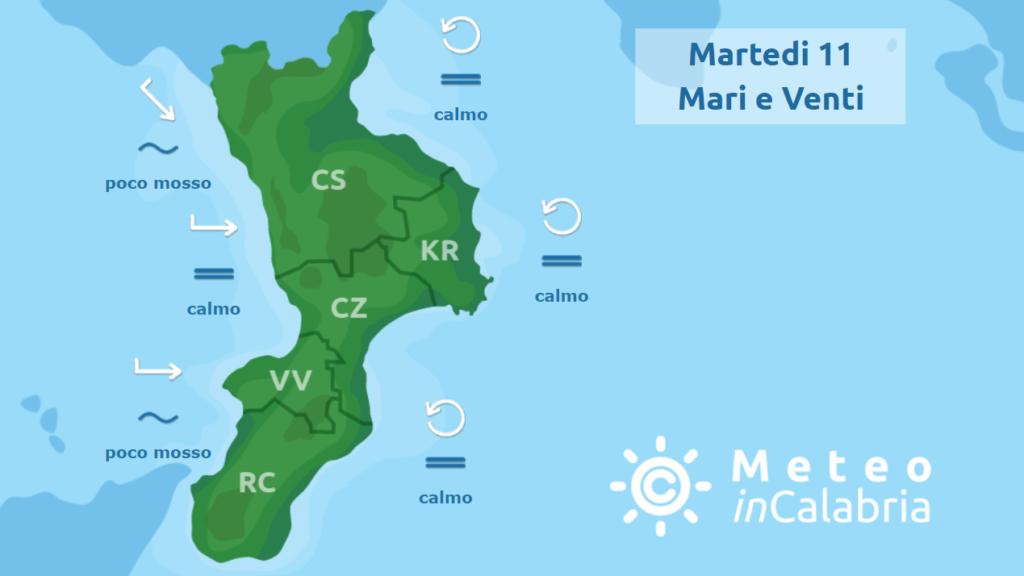 Ritorna l'anticiclone africano sul mediterraneo