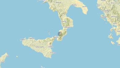 Terremoto Calabria 29-08-2020