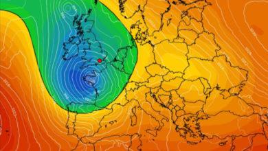 Tempo stabile e temperature in aumento