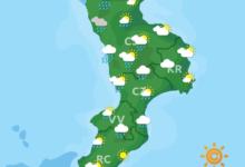 Previsioni Meteo Calabria 28-09-2020