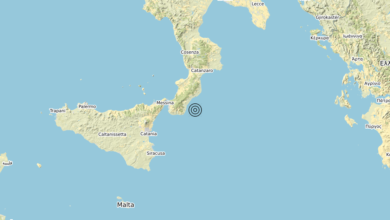 Terremoto Calabria 18-09-2020