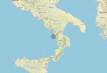 Terremoto Calabria 21-09-2020
