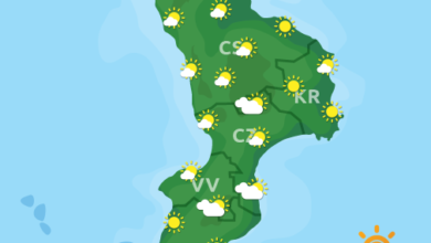 Previsioni Meteo Calabria 01-10-2020