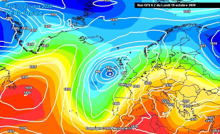 Tempo stabile e temperature in graduale aumento