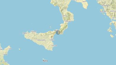 Terremoto Calabria 22-10-2020