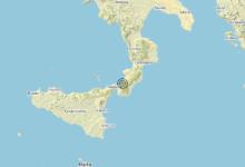 Terremoto Calabria 24-10-2020