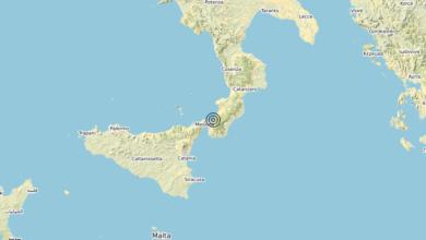 Terremoto Calabria 29-10-2020