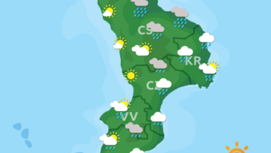 Previsioni Meteo Calabria 18-11-2020