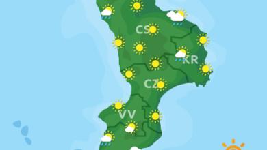 Previsioni Meteo Calabria 19-11-2020