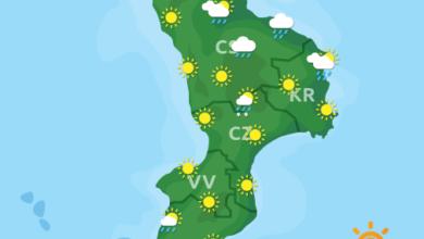 Previsioni Meteo Calabria 30-11-2020