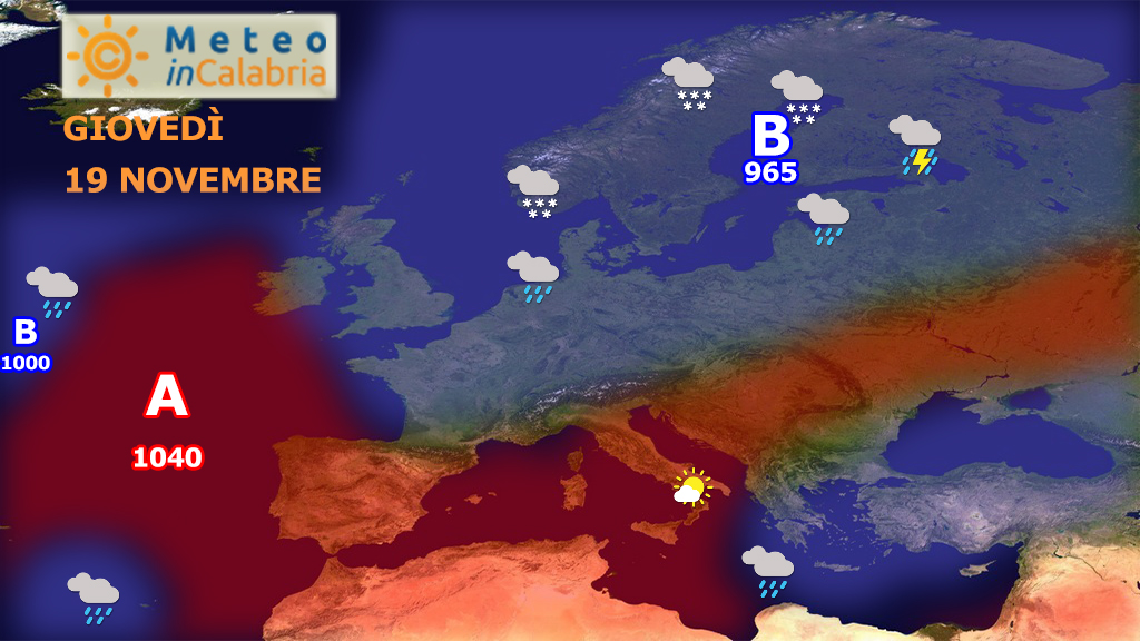 Fase meteo interlocutoria