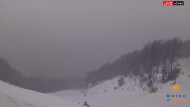Maltempo in diretta: segui la neve in diretta
