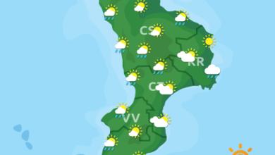 Previsioni Meteo Calabria 01-12-2020