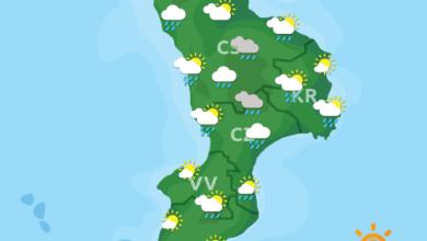 Previsioni Meteo Calabria 02-12-2020