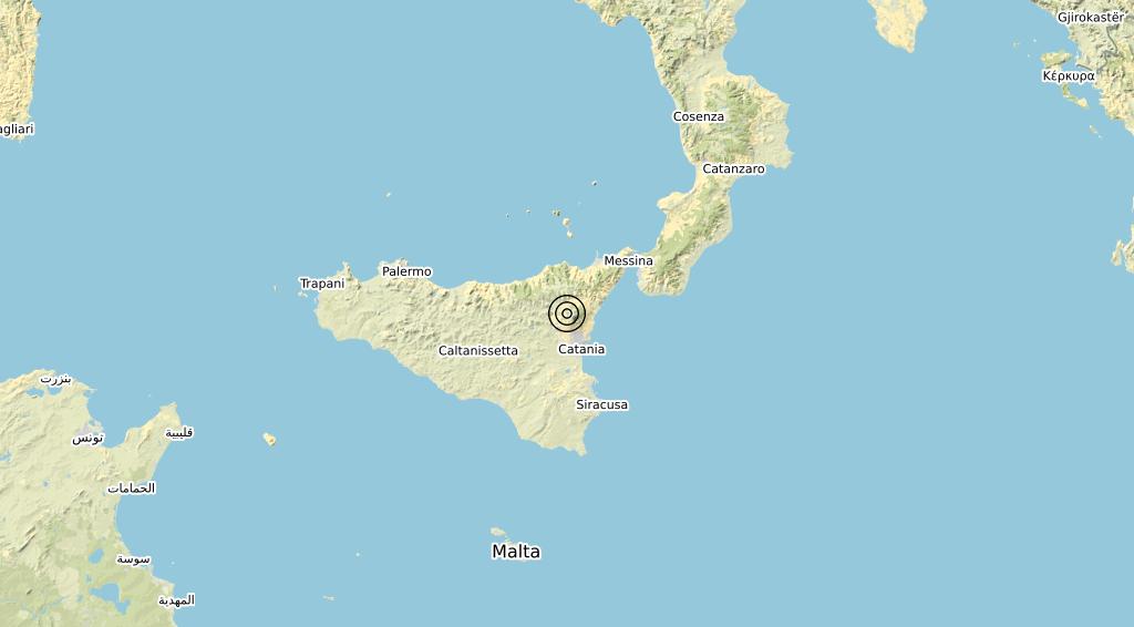 Terremoto 31-12-2020