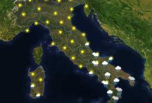 Previsioni del tempo in Italia per il giorno 26/01/2021