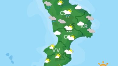 Previsioni Meteo Calabria 06-01-2021