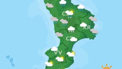 Previsioni Meteo Calabria 07-01-2021