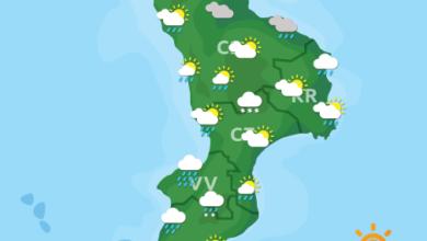 Previsioni Meteo Calabria 12-01-2021