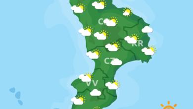 Previsioni Meteo Calabria 20-01-2021