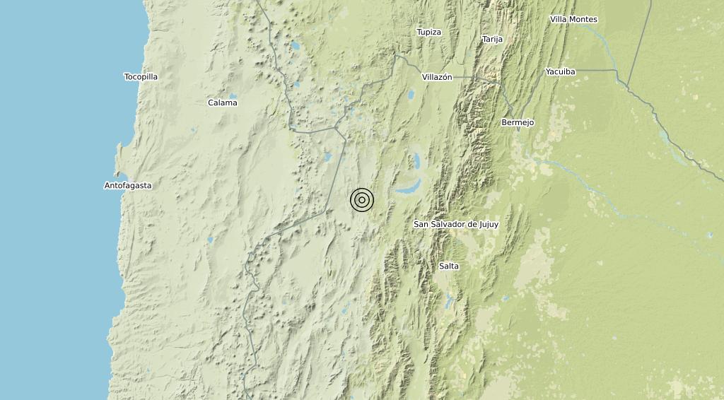 Terremoto 10-01-2021