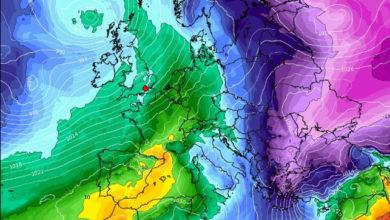 Temperature ancora al di sotto delle medie stagionali