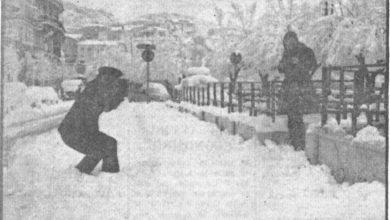 Marzo 1971: quando mezza Calabria fu sepolta dalla neve