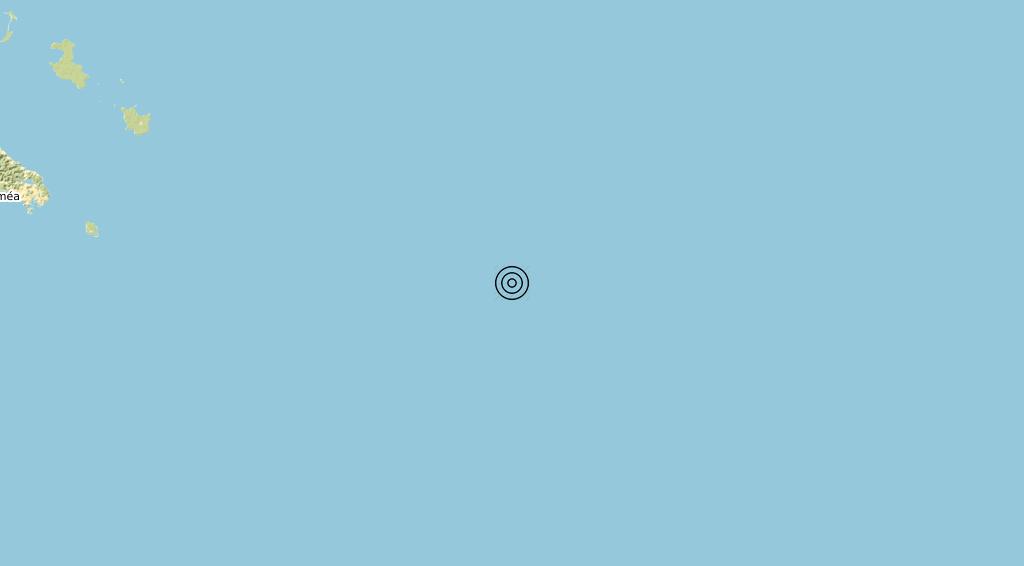 Terremoto 17-02-2021