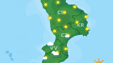 Previsioni Meteo Calabria 01-03-2021