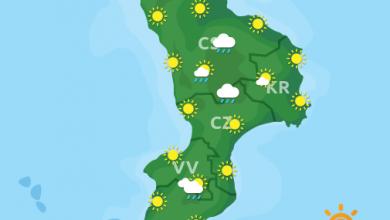 Previsioni Meteo Calabria 07-03-2021