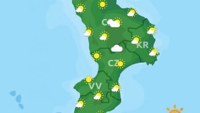 Previsioni Meteo Calabria 08-03-2021