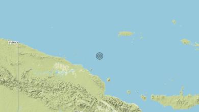 Terremoto 27-04-2021