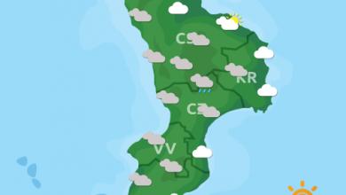 Previsioni Meteo Calabria 01-05-2021