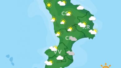 Previsioni Meteo Calabria 02-05-2021