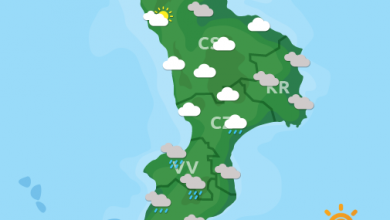 Previsioni Meteo Calabria 05-05-2021