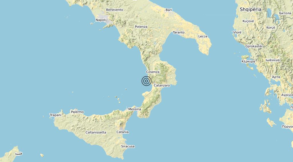 Terremoto 07-05-2021