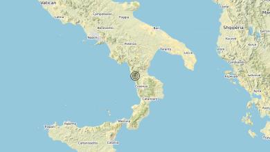 Terremoto 26-06-2021