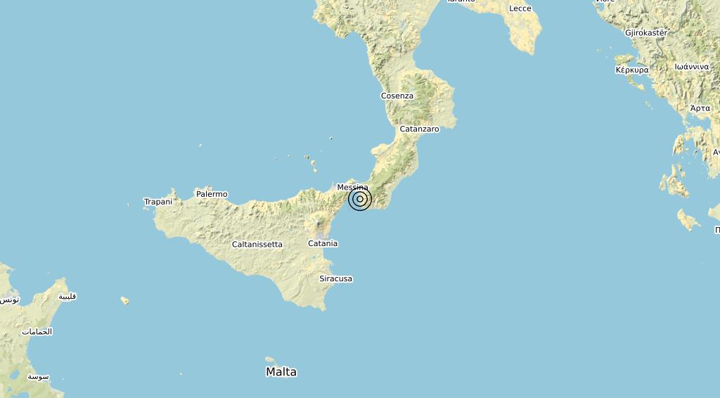 Terremoto 13-07-2021