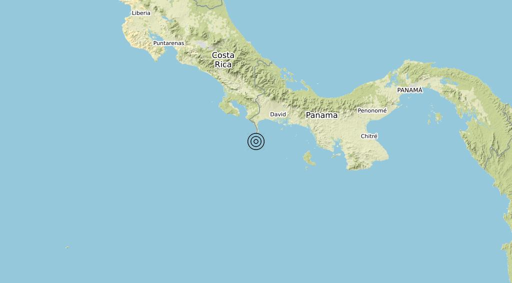 Terremoto 21-07-2021