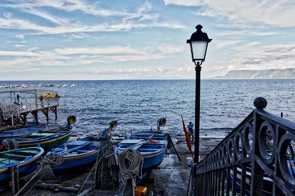 Un fugace assaggio d'estate mediterranea