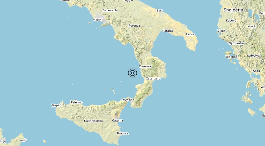 Terremoto 02-09-2021