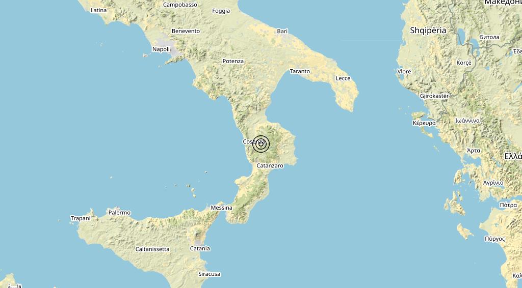 Terremoto 30-09-2021