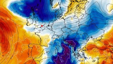 Temperature dal sapore invernale