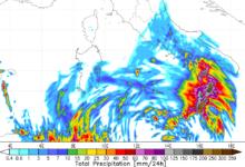 Imminente forte peggioramento su Calabria, Sicilia e Basilicata Ionica