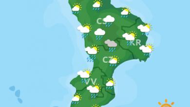 Previsioni Meteo Calabria 08-10-2021