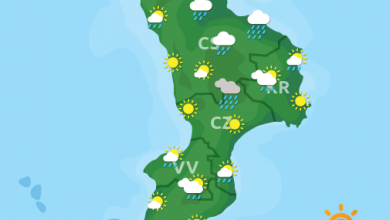 Previsioni Meteo Calabria 09-10-2021