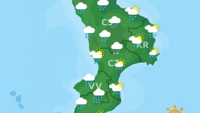 Previsioni Meteo Calabria 11-10-2021