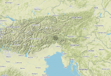 Terremoto 21-10-2021